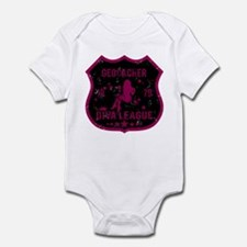 Geocacher Diva League Infant Bodysuit