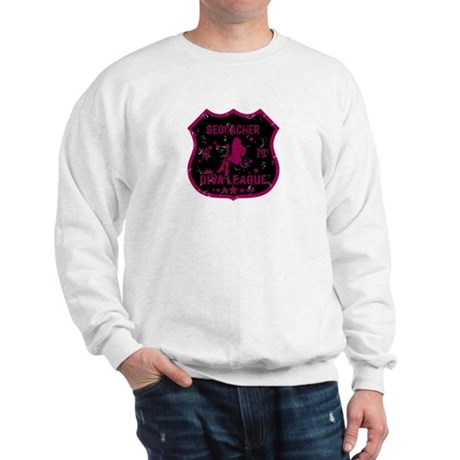 Geocacher Diva League Sweatshirt