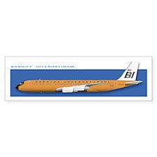 Braniff 707 Bumper Sticker (10 pk)