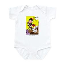 Unique Tarot fool Infant Bodysuit