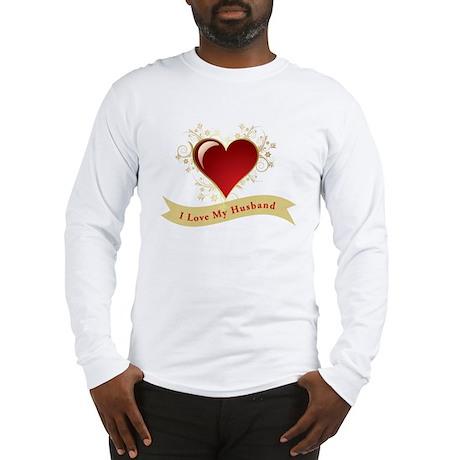 I Love My Husband - Long Sleeve T-Shirt