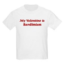 Sardinian Valentine T-Shirt