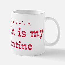 Anakin is my valentine Mug
