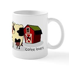 Flying Mug Cow Teats get your milk here