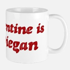 San Diegan Valentine Mug