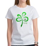 CELTIC CLOVER Women's T-Shirt