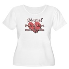 Marcel broke my heart and I hate him T-Shirt
