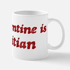 Tahitian Valentine Mug