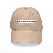 Hoochie Coochie Man Baseball Cap