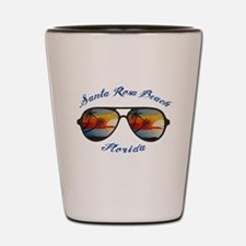 Florida - Santa Rosa Beach Shot Glass