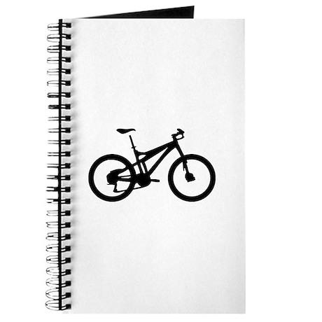black mountain bike bicycle Journal