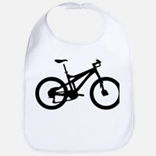 black mountain bike bicycle Bib