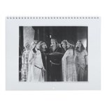 Douglas Fairbanks Wall Calendar (Small)