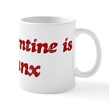 Manx Valentine Mug