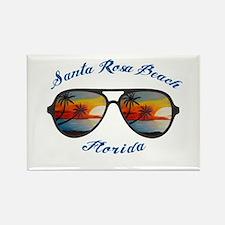 Florida - Santa Rosa Beach Magnets