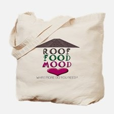 Roof and more: Tote Bag