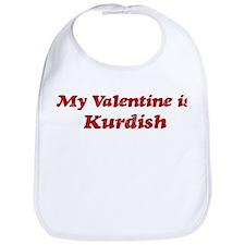 Kurdish Valentine Bib