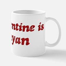 Kenyan Valentine Mug