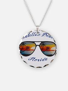 Florida - Satellite Beach Necklace