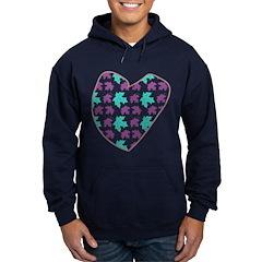 Bright Heart Hoodie (dark)