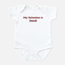 Inuit Valentine Infant Bodysuit