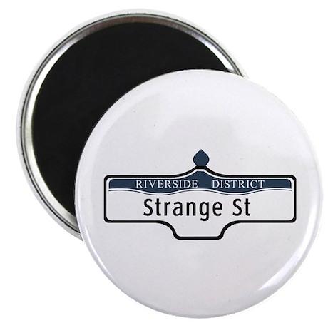 Strange Street, Toronto (CA) Magnet