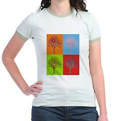 Warhol Print Tree T
