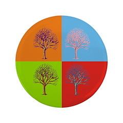 Warhol Print Tree 3.5