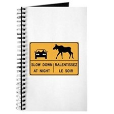 Slow Down At Night, Canada Journal