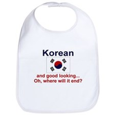Good Looking Korean Bib