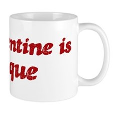 Basque Valentine Small Mug