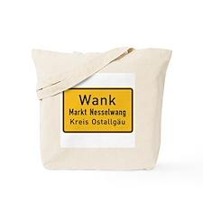 Wank, Germany Tote Bag