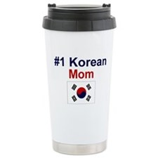 #1 Korean Mom Travel Coffee Mug