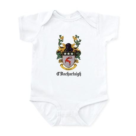 O'Dochartaigh Coat of Arms Infant Bodysuit