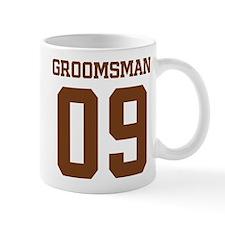 Brown Groomsman 09 Mug