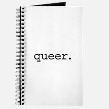 queer. Journal