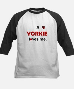 A Yorkie Loves Me Tee