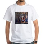 B.C. (Before Cable) White T-Shirt