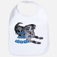 catahoula puppy Bib