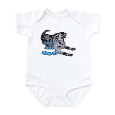 catahoula puppy Infant Bodysuit