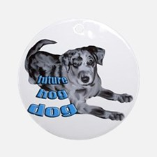catahoula puppy Ornament (Round)