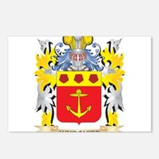 Meirovitz Coat of Arms - Postcards (Package of 8)