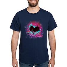 twilight forever dark heart T-Shirt
