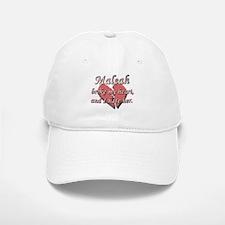 Maleah broke my heart and I hate her Baseball Baseball Cap