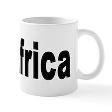 I Love Africa Mug