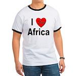 I Love Africa (Front) Ringer T