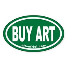 BUY ART ellenfriel.com Euro Oval ( 50 pk)
