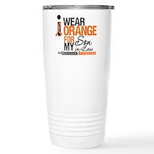 Leukemia (Son-In-Law) Travel Mug