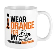 Leukemia (Son-In-Law) Mug