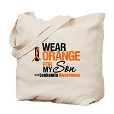 Leukemia (Son) Tote Bag